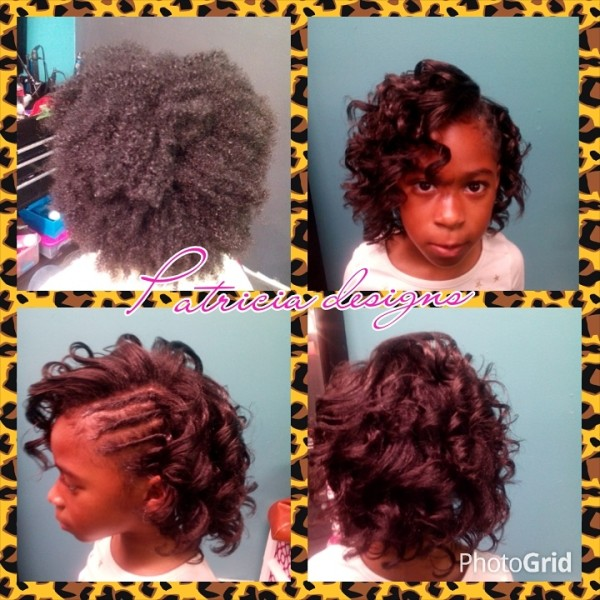 Pleasing Cute Black Little Girl Hairstyles Trends Hairstyle Hairstyles For Women Draintrainus