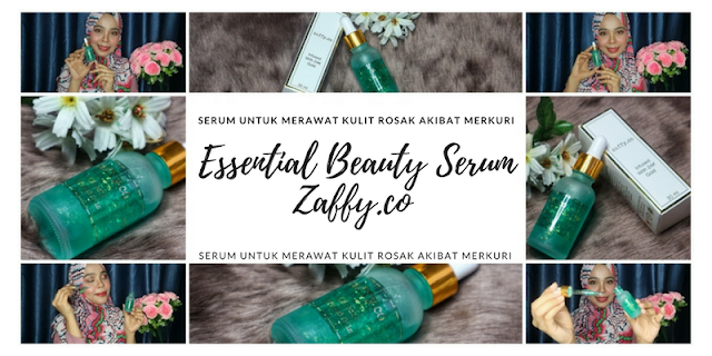 Essential Beauty Serum Zaffy.co