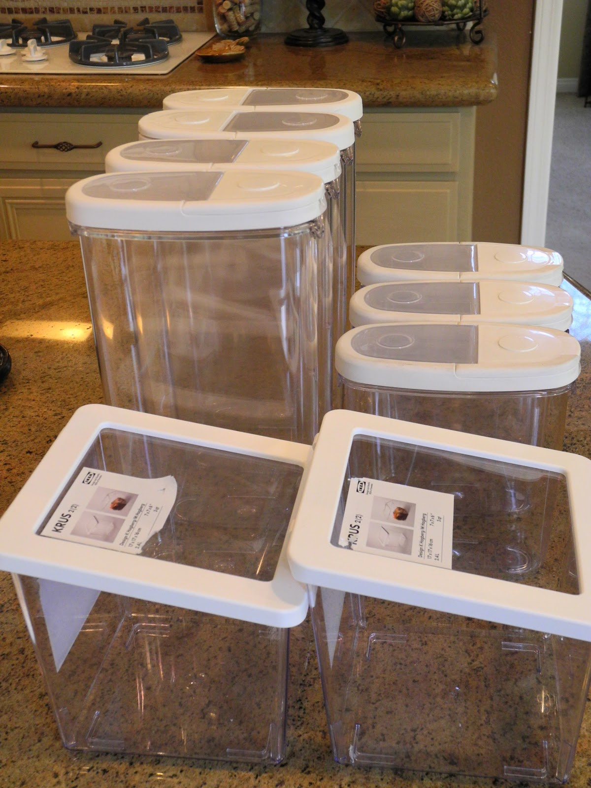 Kitchen Storage Boxes Instock Cabinets Nothing But Blue Skies An Organized Pantry In 5 Steps