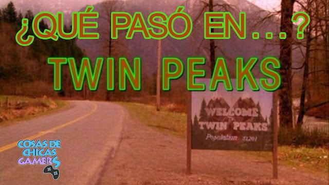 Repasando la historia de Twin Peaks