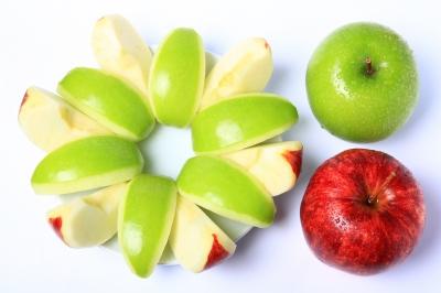 pomme pour perdre du poids