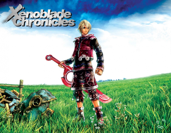 Xenoblade Chronicles Wallpapers Wallpaperholic