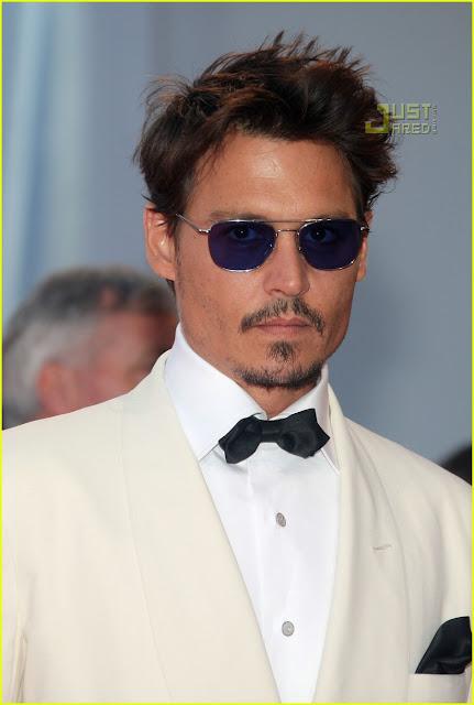 Johnny Depp fatura 92 milhões em 2007 - Foto: Just Jared