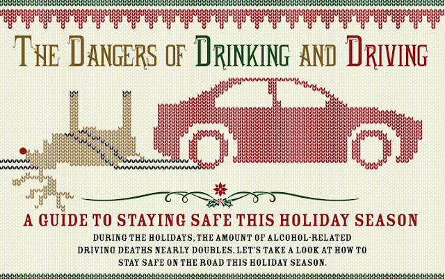 Image: The Dangers of Drinking and Driving