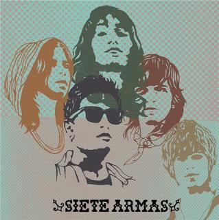 Siete Armas Siete Armas EP 2010