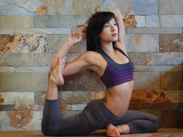 Feel lethargic? Try motivation yoga.