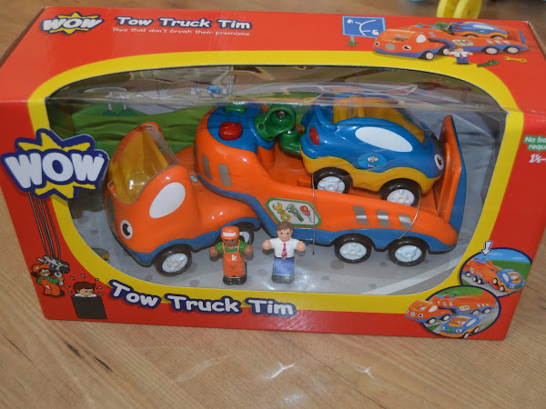 WOW Toys - Tow Truck Tim