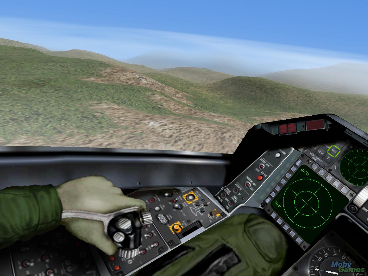 F-16 Aero PC Fighting Game