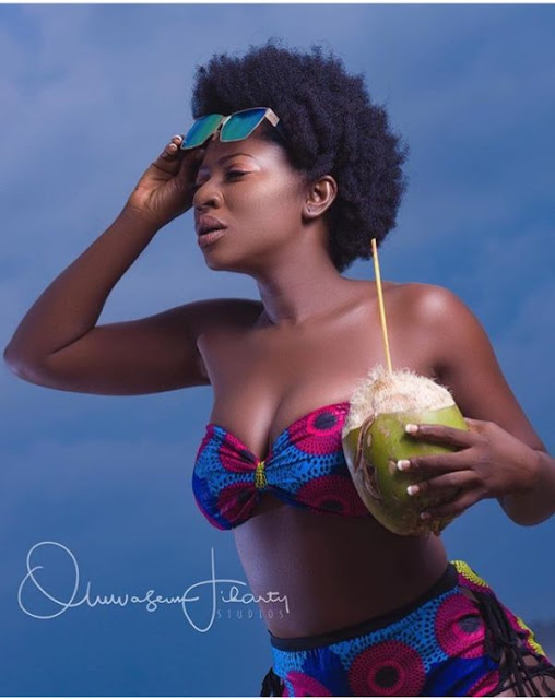 Yvonne Jegede is a Beach Babe in New Photos as she Counts Down to her Birthday