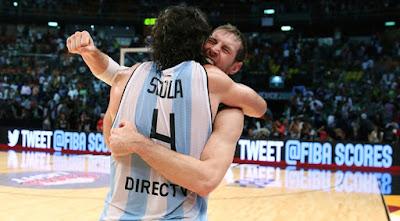 Argentina Men's Basketball PyeongChang Olympics Team Roster 2018