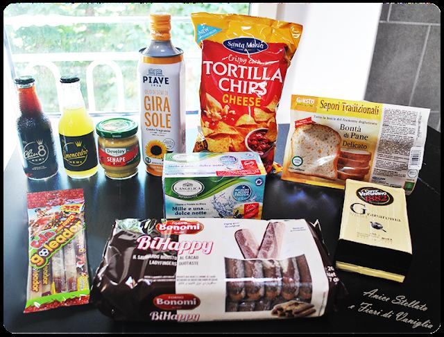 prodotti degustabox maggio collaborazione