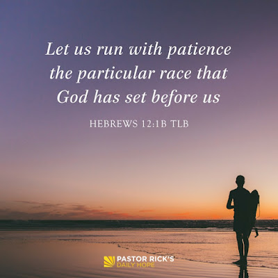 Focusing on God's Purpose Leaves Little Time for Envy by Rick Warren