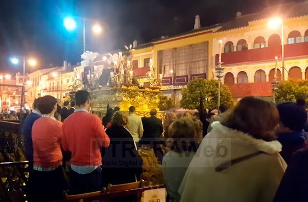 El Ayuntamiento de Utrera da luz verde a la ampliación de la Carrera Oficial para la Semana Santa 2019