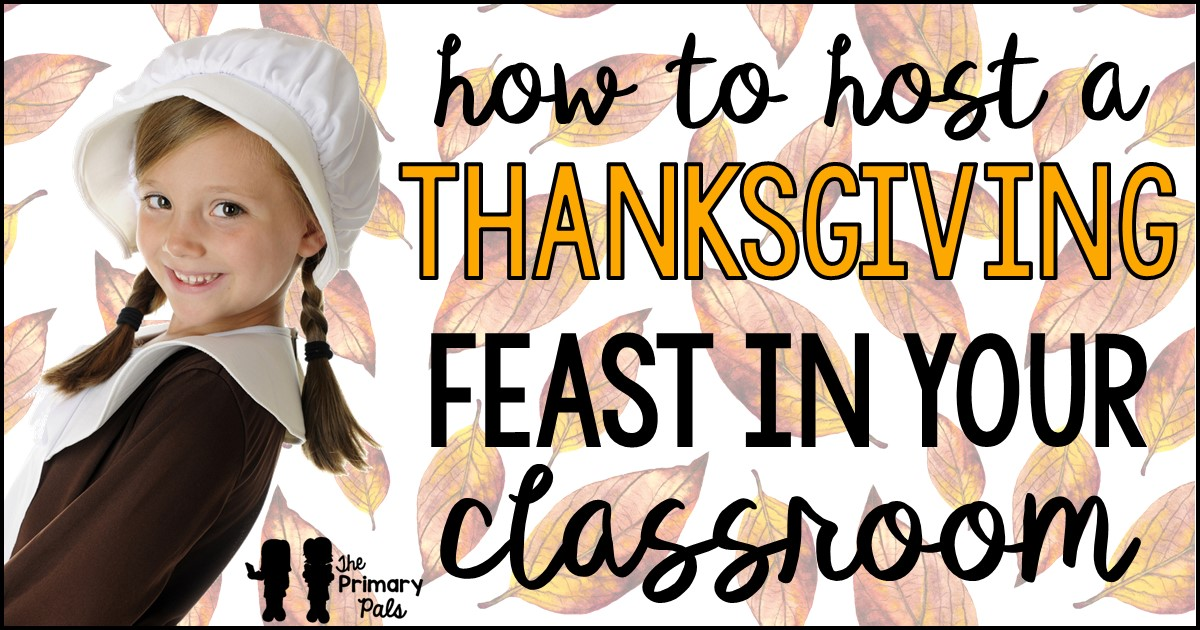 There are many types of Thanksgiving Feasts that take place in elementary schools throughout the United States. It can be a hands-on way to learn about the history behind the holiday, an opportunity to promote community and parent involvement, or a fun way to encourage your students to work together to accomplish a common goal.