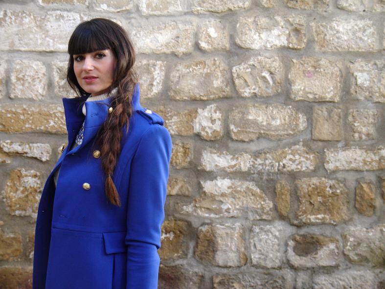 1832a36b Azul klein - Ángeles y diablillos | Blog moda