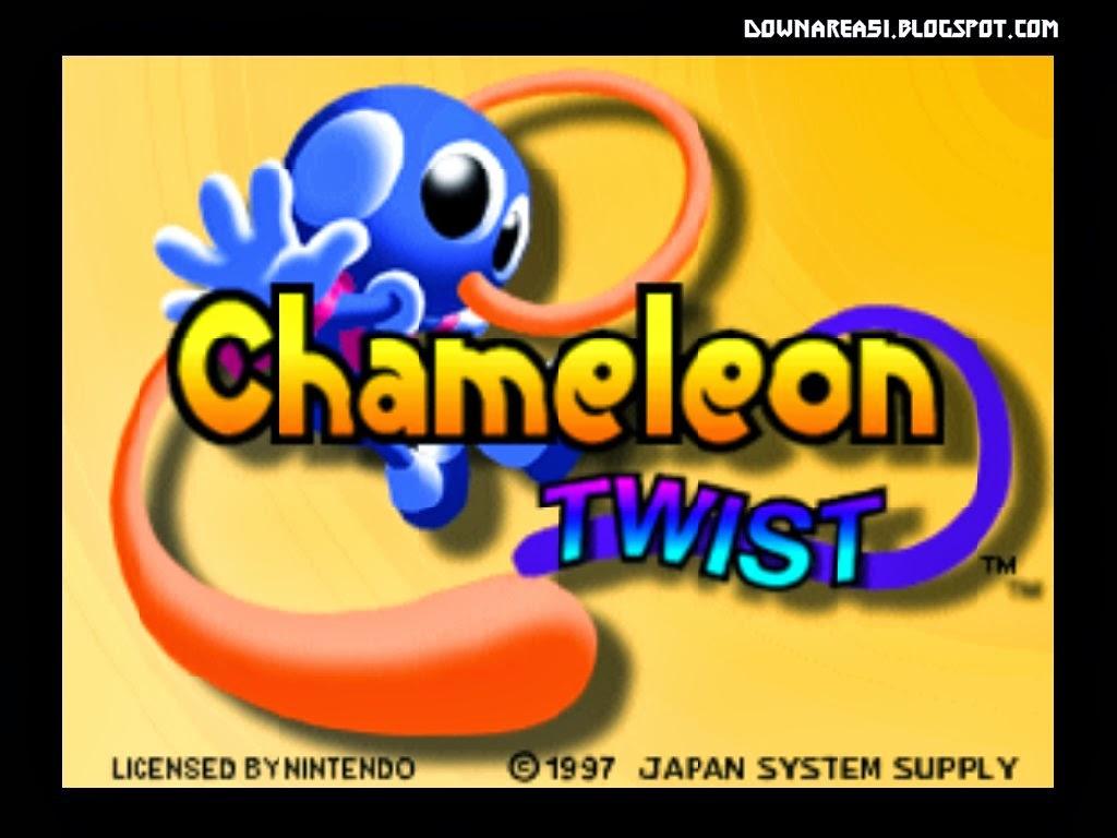 Chameleon Twist N64 Roms
