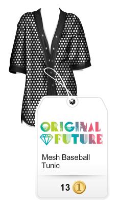 stardoll mesh tunic