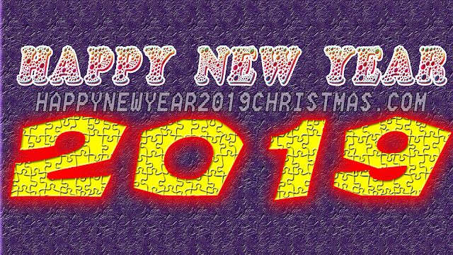 advance happy new year 2019 wallpaper