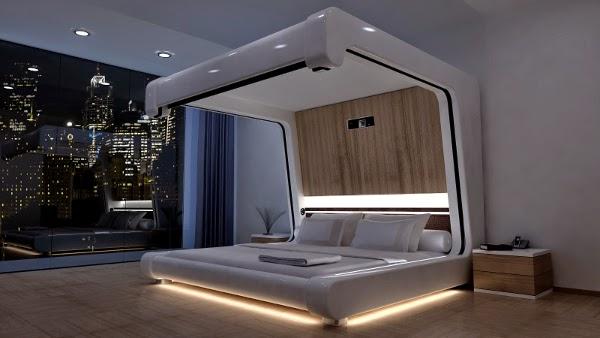 High Tech Lighting SCHOTT HelioLine Contour Lighting Cabin