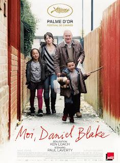 I, Daniel Blake Movie Poster 1