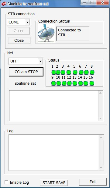 GlaDiaTor multi Protocol Acamd Hadu