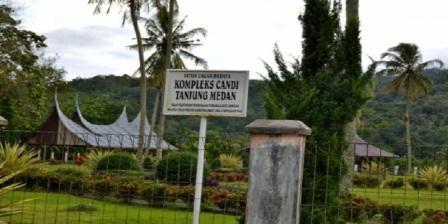 Candi Tanjung Medan komplek candi tanjung medan