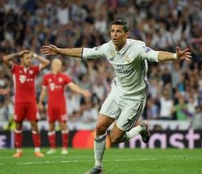 Real Madrid Tumbangkan Munchen, Ronaldo Melesat dari Daftar Top Skor?