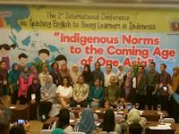 Kearifan Lokal jadi Bahasan Praktisi Bahasa Inggris di Konferensi Internasional Teylin