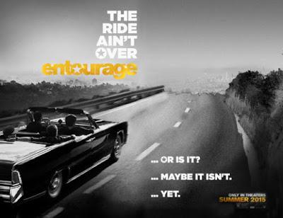 Poster Film Entourage