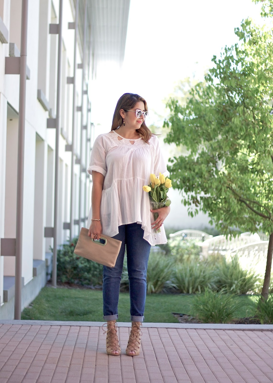 old navy skinny jeans, old navy curvy woman skinny jeans, casual San Diego outfit