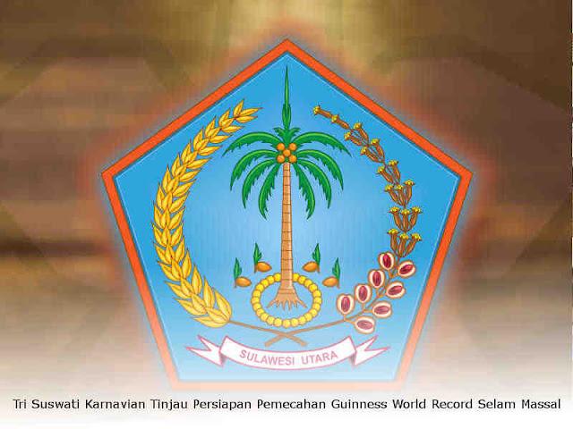 Tri Suswati Karnavian Tinjau Persiapan Pemecahan Guinness World Record Selam Massal