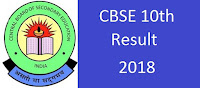CBSE Delhi 10th Exam Result 2018, Delhi 10th Results 2018