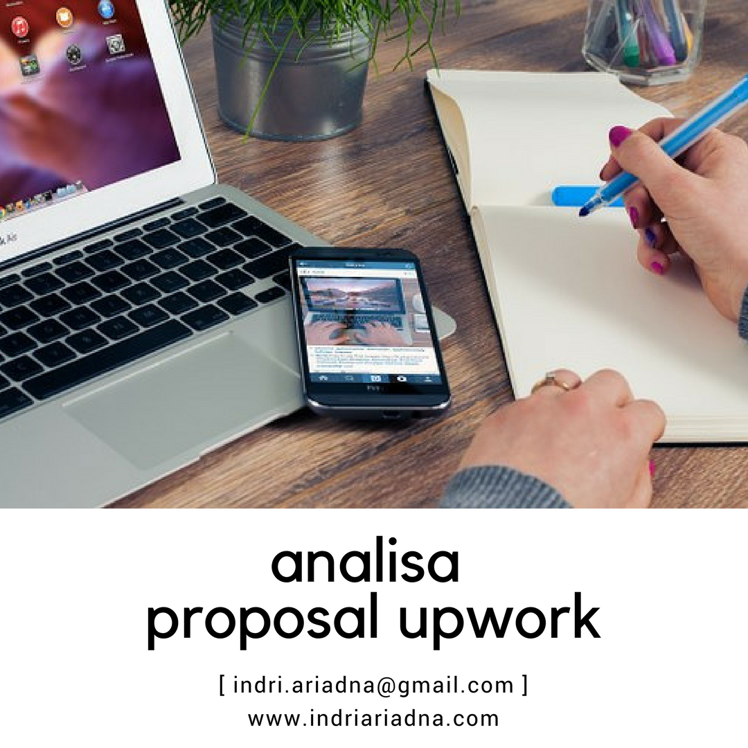 analisa proposal job di upwork