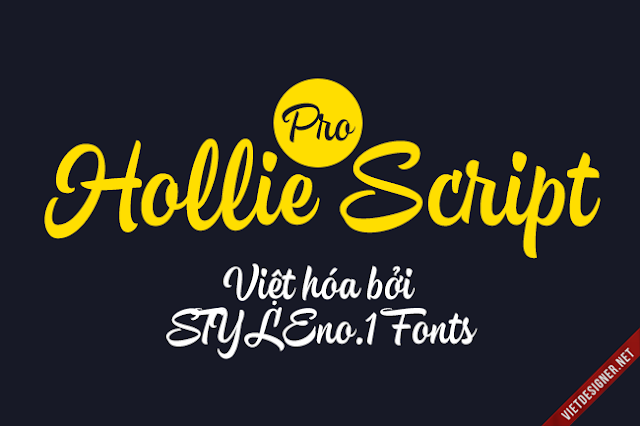 [Script] Hollie Pro Việt hóa