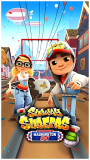 Subway Surfers Mod v 1.63.0 Washington DC