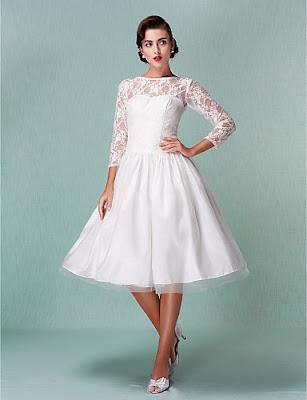 Comprar vestido boda corto