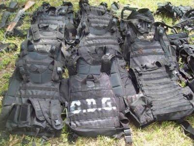 Borderland Beat: Gulf Cartel arsenal seized in Zacatecas