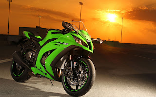 Kawasaki Ninja ZX-10R wallpapers