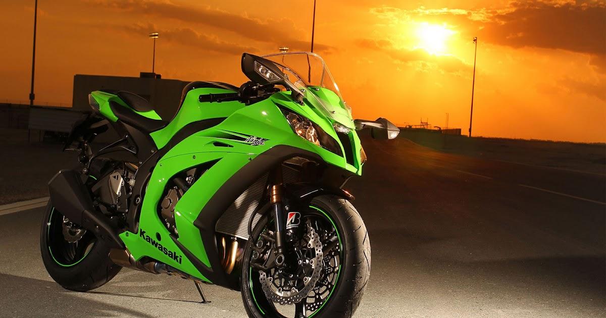 Kawasaki Ninja Zx 10r Hd Wallpapers High Definition