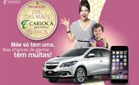 Promoção Dia das Mães Carioca Shopping 15 Anos