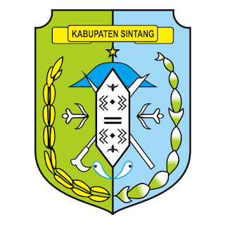 Logo Kabupaten Sintang Vector
