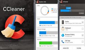 CCleaner Android Telefon Hızlandırma Uygulaması