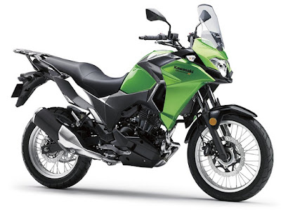The 2017 Kawasaki Versys-X 300 First HD Images