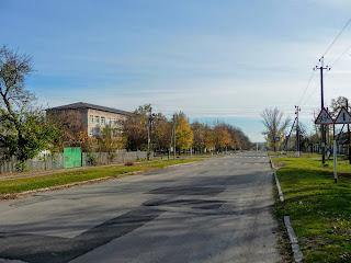 Васильковка. Ул. Соборная