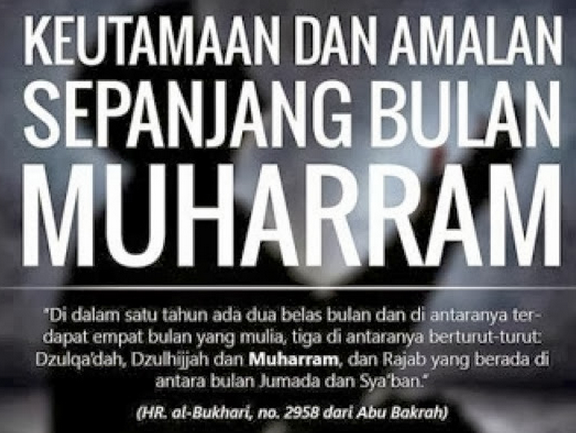 Image result for bulan muharram