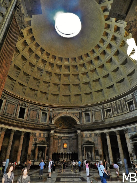 pantheon roma in un giorno