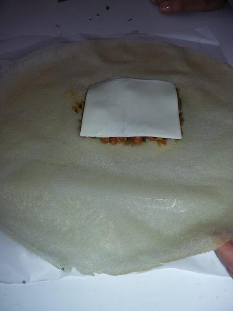 مسمن الورقة معمر بالكفتة-مطبخكم -matbkhkom.com