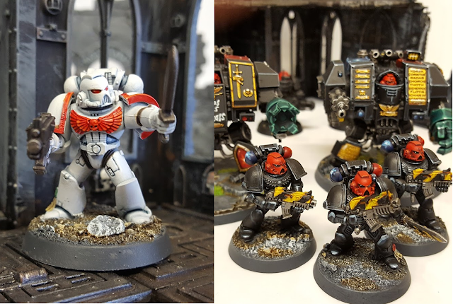 White Scars Space Marine Field Police