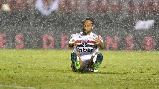 São Paulo em luta com Grêmio por vaga direta na Libertadores