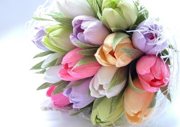 nguyen lieu lam hoa giay nhun o quan hoa